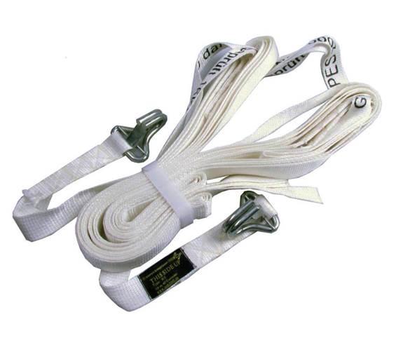 重型貨櫃網近照--附有鉤子可以直接鉤在貨櫃眼/貨櫃環