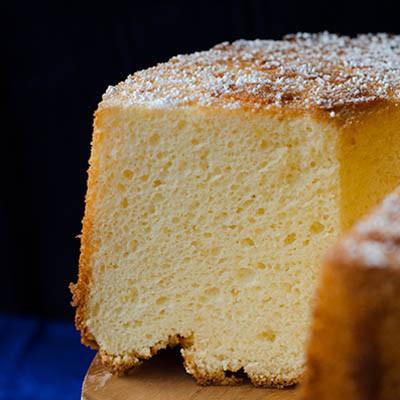 蛋糕種類│ CHIFFON 戚風蛋糕