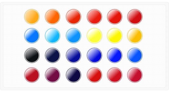 可依客戶材開需求來指定波長、顏色製作